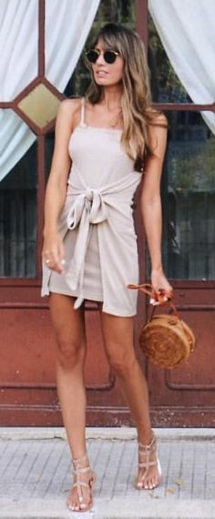 #fall #outfits Summer Neutrals ☀️