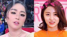 Bentuk bibir yang sama Crate, Korea, Korean