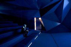 'The Density of the Spectre' By Berger At Fondazione Pastificio Cerere Rome, Italy   http://www.yatzer.com/La-Densita-dello-Spettro-Berger-Berger-Fondazione-Pastificio-Cerere-Rome
