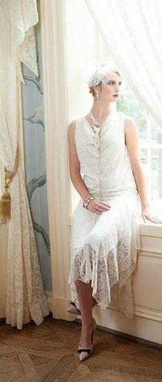 20s style tea ~ Debbie Orcutt   ❤