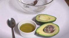 Avocados are rich in good fats and incredibly moisturizing for dry hair and scalps. Hair stylist Hollie Kiernan shows you how to make your own avocado hair mask at home.