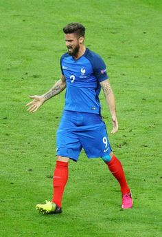 Olivier Giroud Photos - France v Romania - Group A: UEFA Euro 2016 - Zimbio