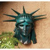Found it at Wayfair - Statue of Liberty (1886) Wall Frieze