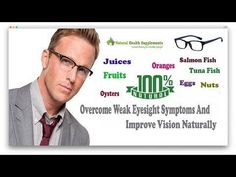 You can find more overcome weak eyesight symptoms at http://www.naturalhealth-supplements.com/weak-eyesight.htm