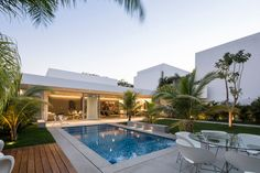 Magnificent House Designed by Augusto Quijano Arquitectos in Yucatan, Mexico