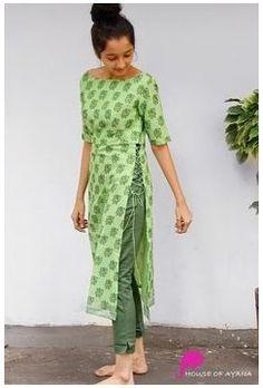 Salwar Designs, Silk Kurti Designs, Simple Kurta Designs, Kurta Designs Women, Kurti Designs Party Wear, Latest Kurti Designs, Long Kurta Designs, Kurti Back Designs, Blouse Designs