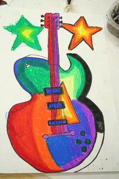 smART Class: guitars