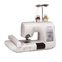 Singer Quantum XL6000 Sewing and Embroidery Machin