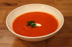 Kırmızı Köz Biber Çorbası