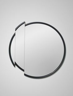 Lee Broom | Split Mirror Round
