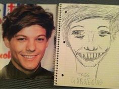 THIS FANDOM CAN'T DRAW TO SAVE THEIR LIFE. I JUST SCREAMED.