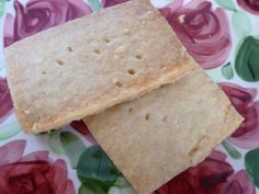 Easy Shortbread Cookies « Moore or Less Cooking