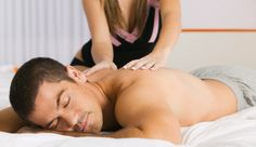 A 10-minute massage improves your rebound time after a training session.