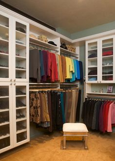View a gallery of custom, quality Walk-In Closets, Wall Closets, & Accessories from Closet Trends of Tucson, Arizona Master Bedroom Closet, Master Suite, Closet Space, Walk In Closet, Closet Accessories, Custom Closets, Closet Organization, Dressing Room, Trends