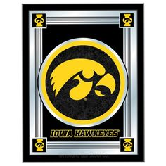 Use this Exclusive coupon code: PINFIVE to receive an additional 5% off the University of Iowa Logo Mirror at SportsFansPlus.com