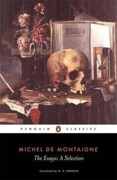 michel de montaigne the complete essay penguin classics