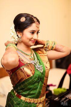 Bollywood Actress as Bridesmaids Indian Bridal Sarees, Indian Bridal Wear, Wedding Sarees, South Indian Bride Saree, Kerala Wedding Saree, Indian Wear, Indian Attire, Indian Outfits, Indian Clothes