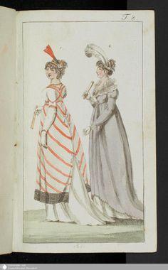 193 - Abschnitt - Journal des Luxus und der Moden - Page - Digitale Sammlungen - Digital Collections