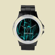 Made with a Rhinestone accented face and black or white enamel alloy bracelet, this #DesignerWatch is the fashionable addition you're wrist has missed. http://www.zazzle.com/designer_watch-256721057405361118