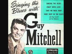Guy Mitchell - Crazy with Love (1956)
