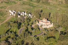 Castillo de Piria y Set de filmacion de Curro Jimenez. Piriápolis, Uruguay.