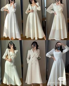 Girls Fashion Clothes, Teen Fashion Outfits, Girly Outfits, Pretty Outfits, Pretty Dresses, Stylish Outfits, Beautiful Dresses, Dress Outfits, Fashion Dresses