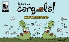 Humor baboso. Humor, Blog, Aloe Vera, Short Stories, Comic Strips, Snails, Originals, Humour, Moon Moon