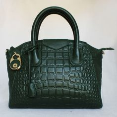 fashion crocodile handbag
