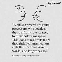 While Extroverts Are Processors - https://themindsjournal.com/while-extroverts-are-processors/