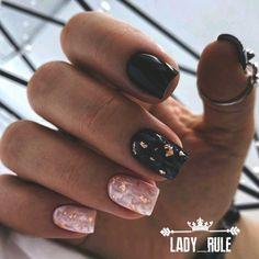 Black Manicure, Cute Jewelry, Art Tutorials, Nailart, Beauty, Ongles, Hairstyle, Beauty Illustration, Art Lessons