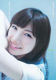 AKB48 Nana Okada Tomei Shojo in the Summer on Bomb Magazine - JIPX(Japan Idol Paradise X)