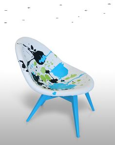 Fluo.cz chair