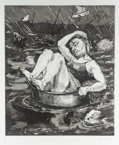 Paula Rego, 'Flood' 1996