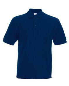 Fruite of the Loom Heavy Polo Shirt, vers. Farben 3XL,Navy Blau