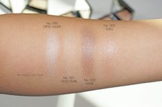 The Beauty Look Book: Burberry Beauty Wet & Dry Glow Shadows