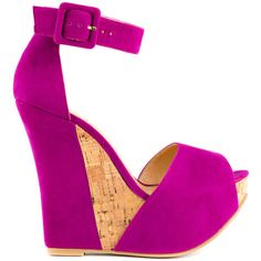 Love this pink!  Luichiny She Rocks