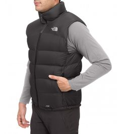 2715e998dd The North Face Men s Nuptse 2 Vest - Packed with lofty 700 fill down