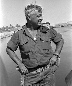 Ariel Sharon  2-26-1928 to 1-11-2014
