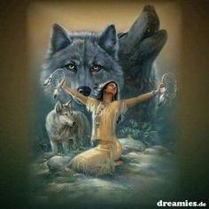 Aniwaya  - Wolf Clan
