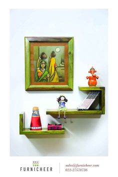 l shaped shelves from furnicheer-ethnic-furniture