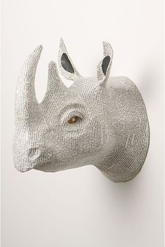 Now this is what I'm talking about!! But how to reproduce this Anthropologie amazingness...