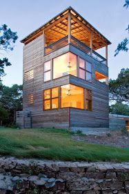 Tower House by Andersson Wise Architects