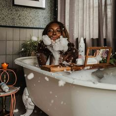 My Favorite Shower & Bathing Product: Olay Foaming Whip Body Wash Photoshoot Themes, Photoshoot Inspiration, Bougie Black Girl, Home Photo Shoots, Shower Routine, Bath Girls, Beautiful Black Girl, Relaxing Bath, Beauty Editorial