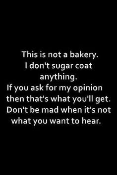 Not a Bakery- LOL