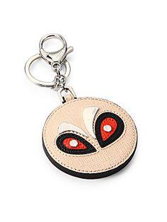 Fendi Monster Key Chain