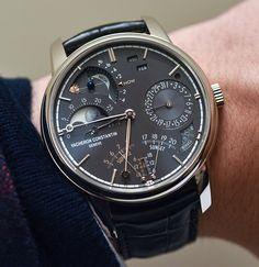Vacheron Constantin Les Cabinotiers Celestia Astronomical Grand Complication 3600 Watch Hands-On