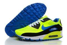 super popular fbe72 5ab02 2015 migliori nike uomo scarpe air max 90 hyperfuse premium verdi nere blu  bianche economiche offerta