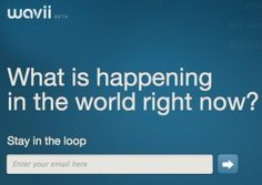 Wavii wants to change the way you read your news.  ~~Click to read the full article~~