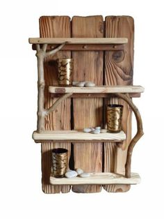 Pallet-Wood-Shelf-Decor-Craft.jpg (610×813)
