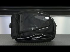 Cortech Super 2.0 Low Profile Tank Bag | Motorcycle Superstore - YouTube